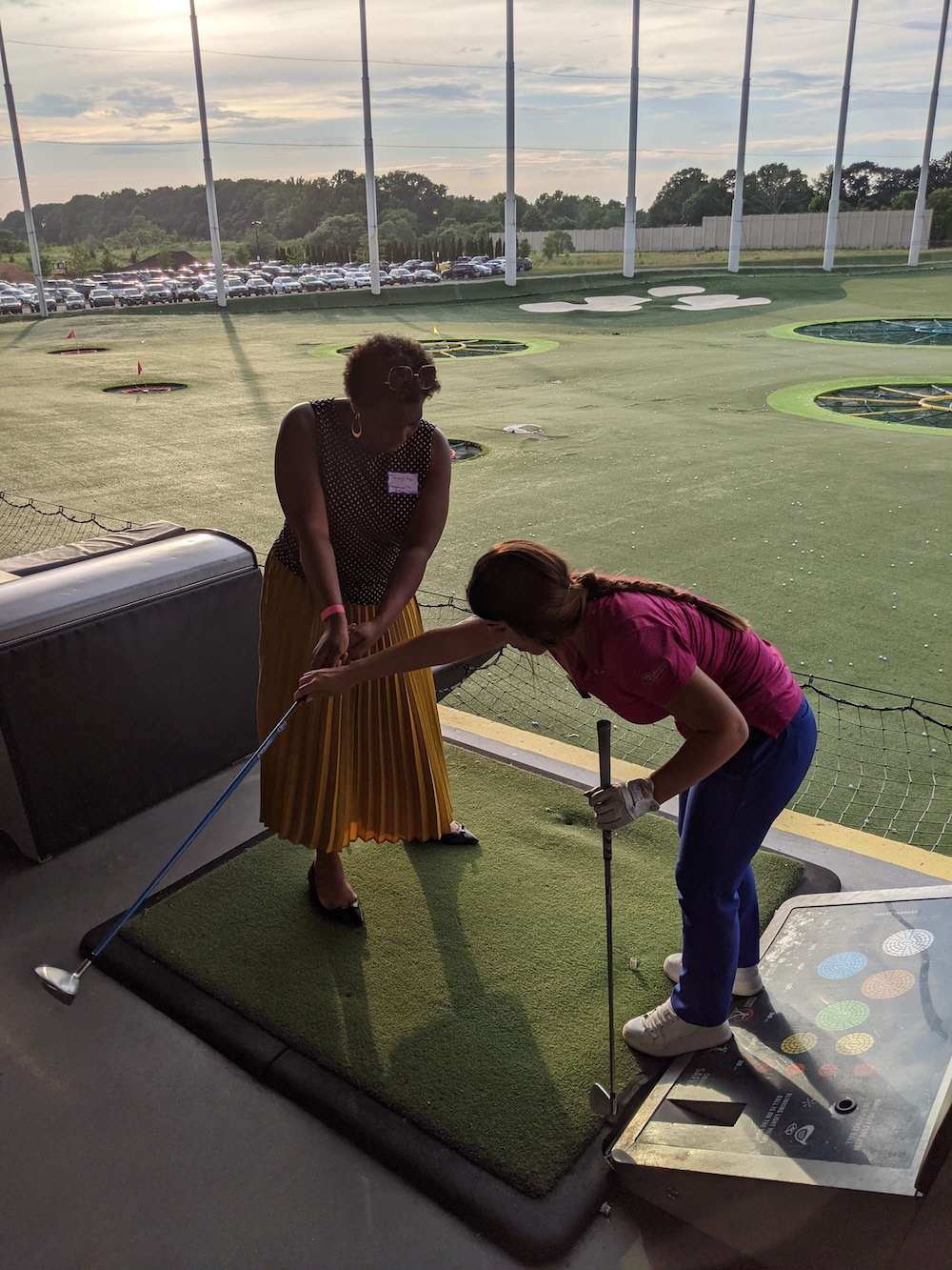 TopGolf lessons