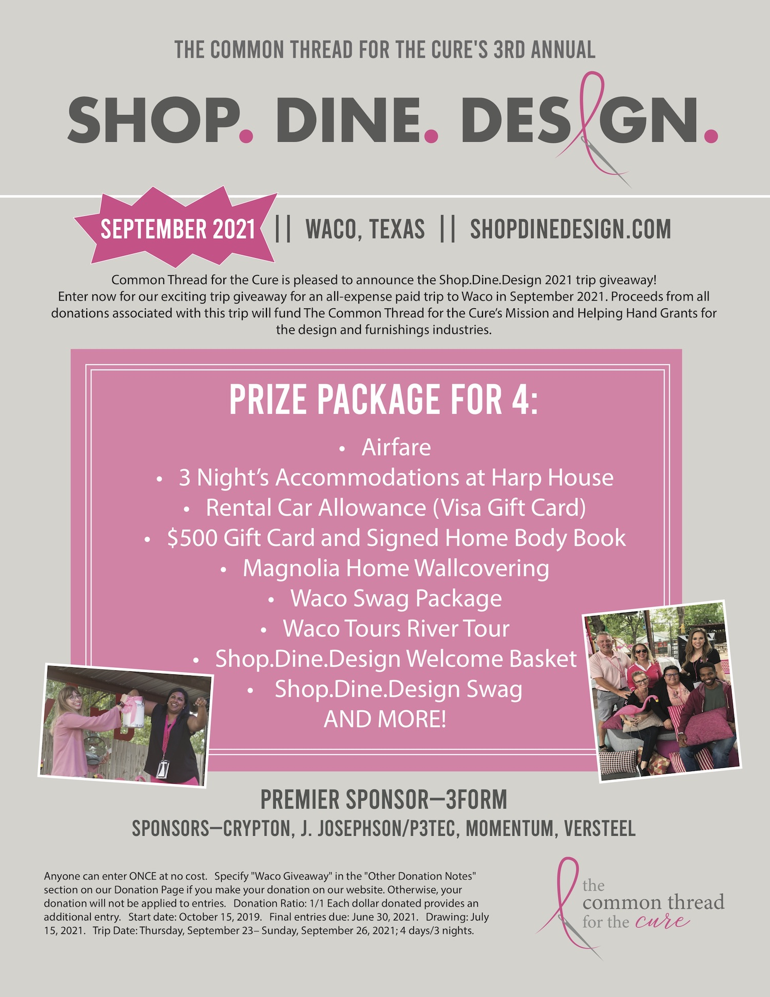 3rd annual shop dine design detail pdf